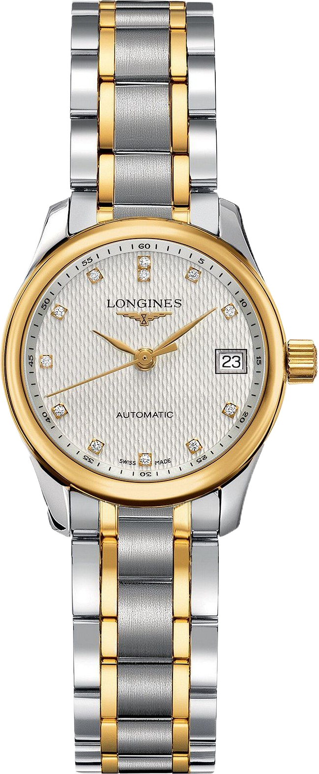 Longines Master L2.128.5.77.7 Automatic 25.5mm