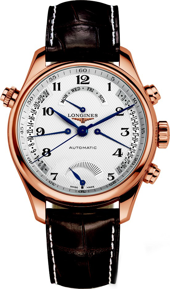 Longines Master L2.714.8.78.3 Collection Watch 41mm