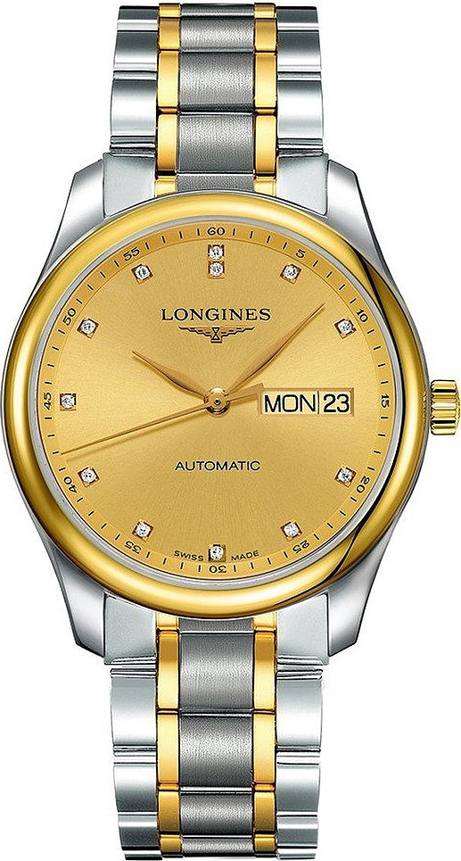 Longines Master L2.755.5.37.7 Watch 38.5mm