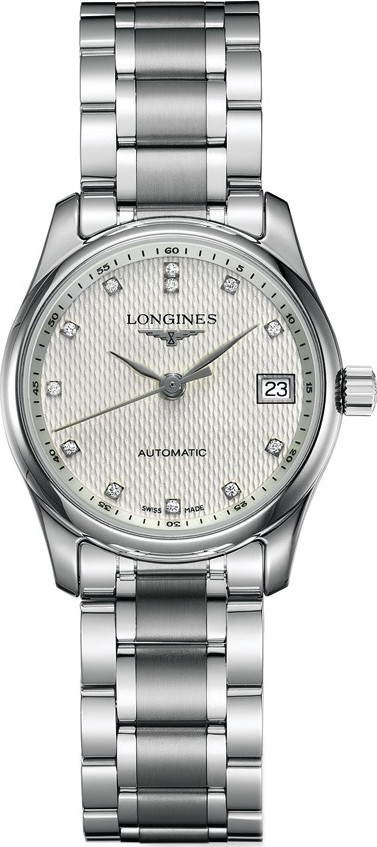 LONGINES Master Auto L2.257.4.77.6 Watch 29mm