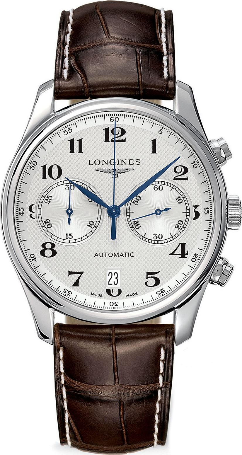 LONGINES Master L2.629.4.78.3 Automatic Watch 40mm