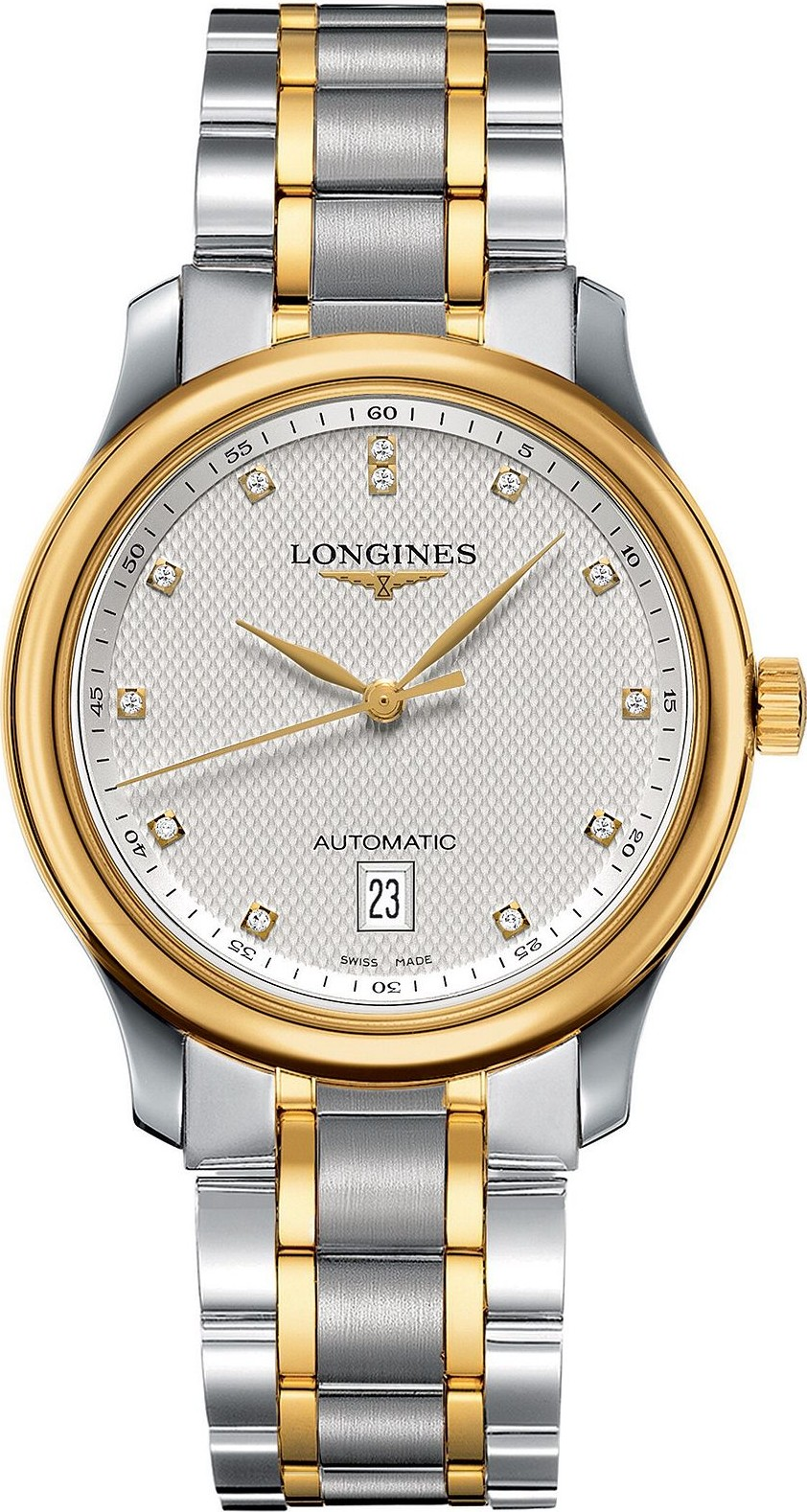 Longines Master L2.628.5.77.7 Watch 38.5mm