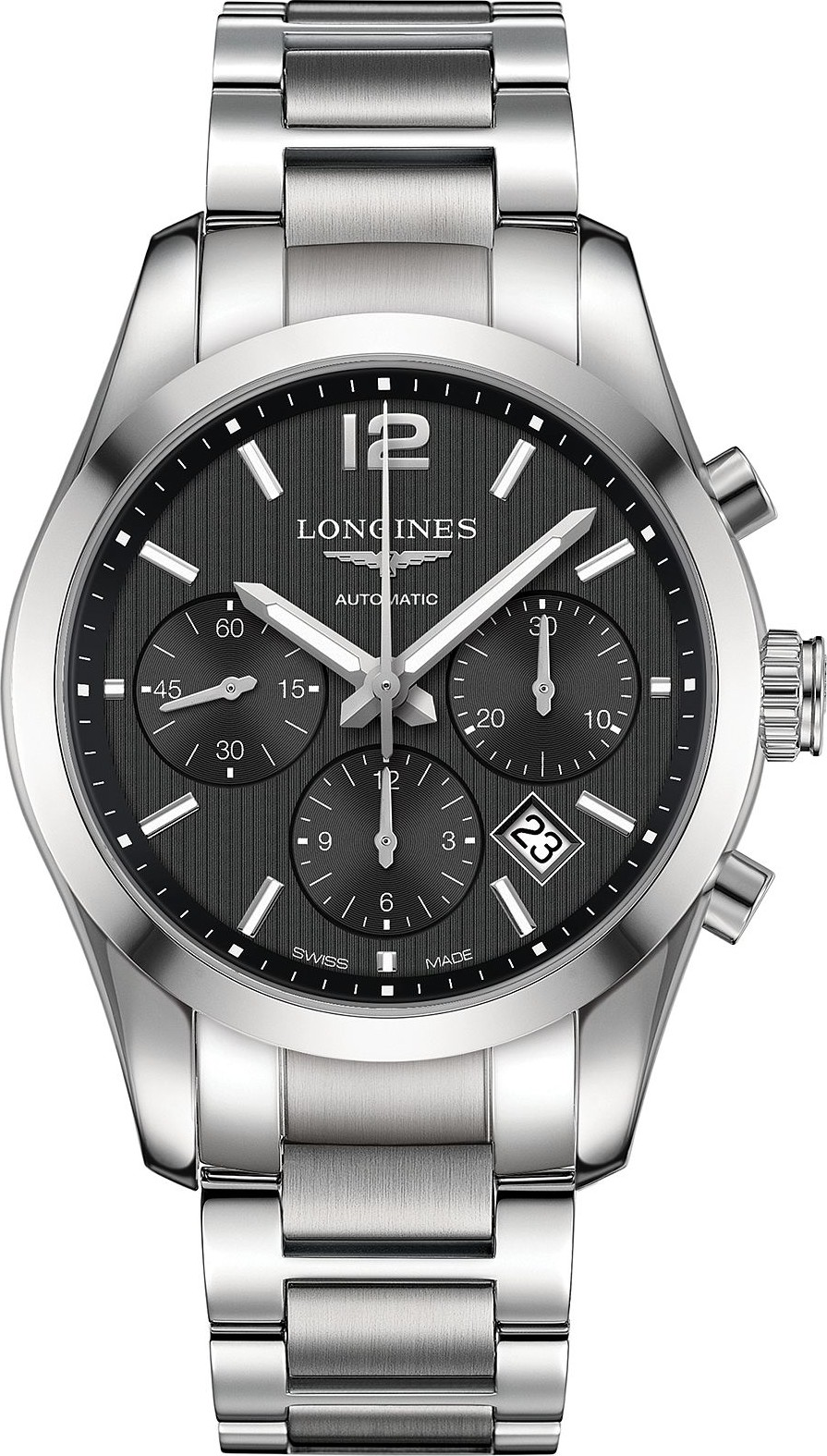 LONGINES Conquest L27864566 Automatic Watch 41mm