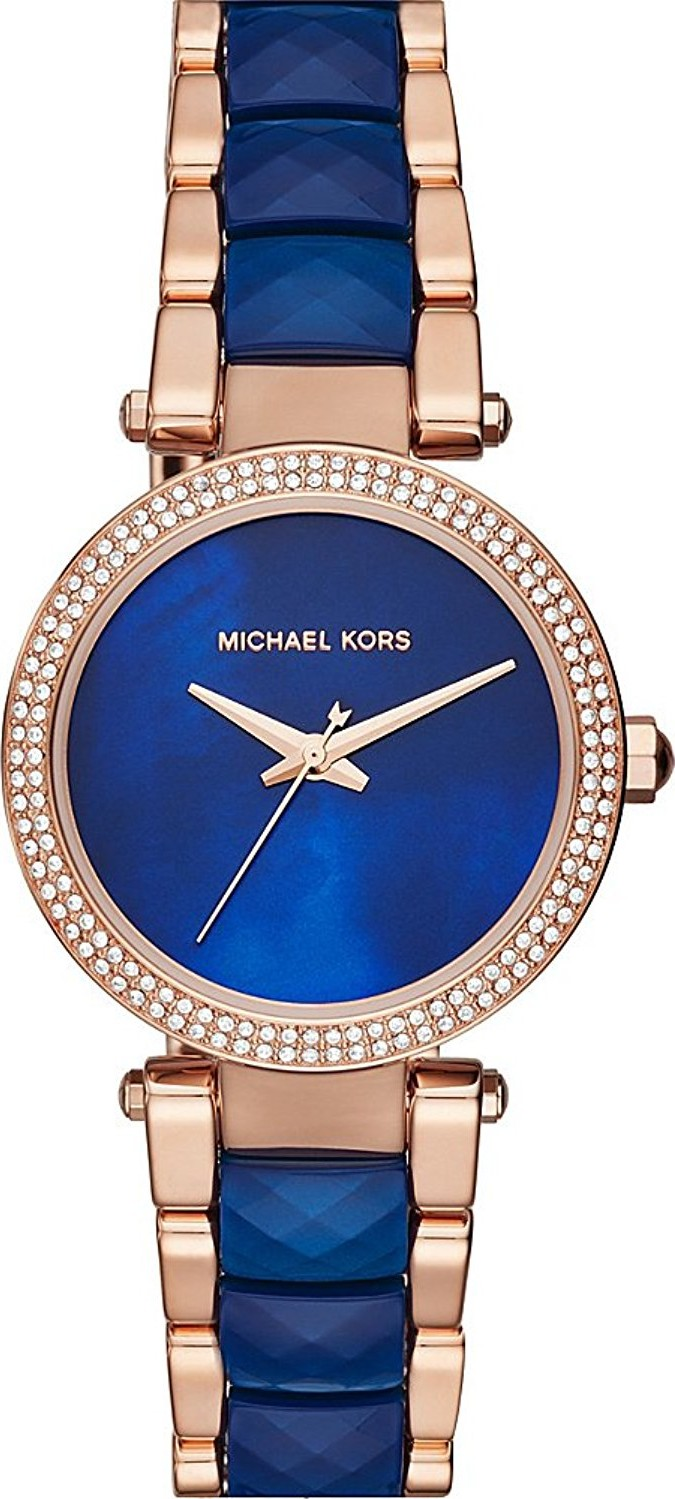 af930cd5cbfa Michael Kors MK6527 Mini Parker Three-Hand Watch 33mm