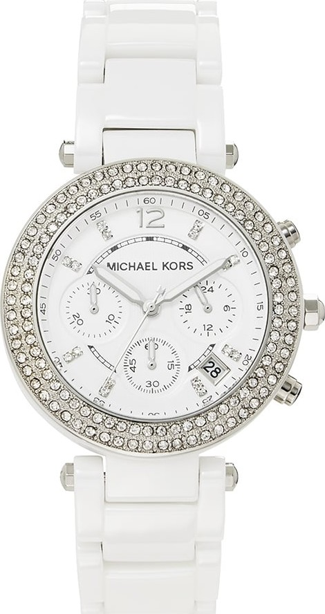 Michael Kors Parker Ceramic Watch 39mm