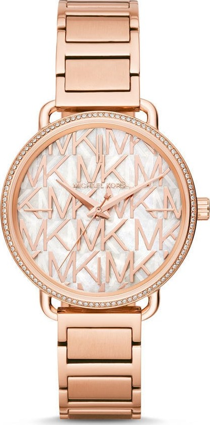 Michael Kors Portia Rose Gold Watch 37mm