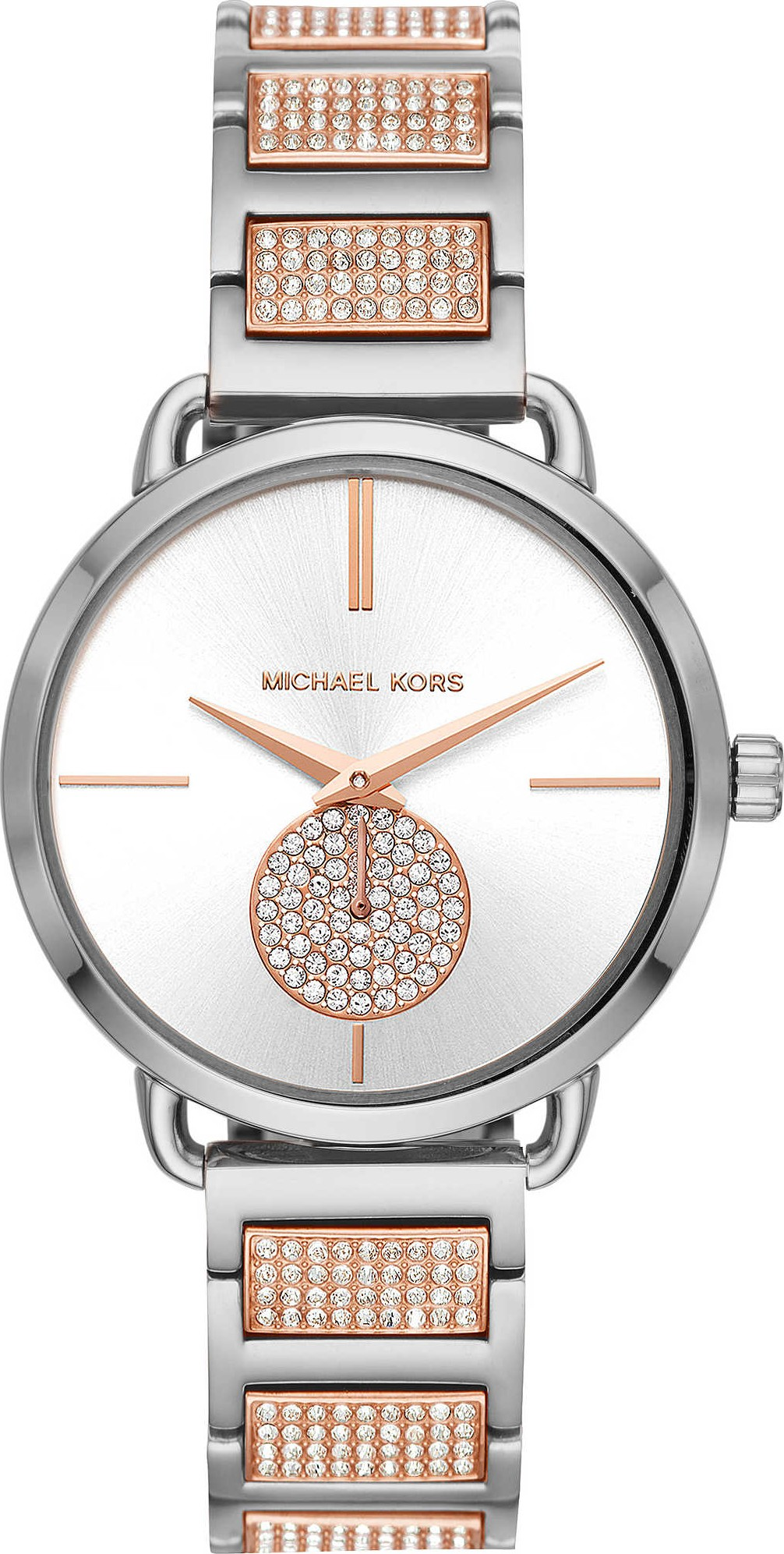 Michael Kors Portia Three-Hand Watch 37mm