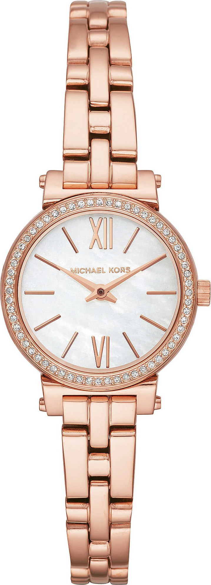 Michael Kors Sofie Rose Gold-Tone Watch 26mm