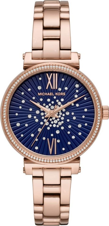 Michael Kors Sofie Rose Gold Watch 36mm