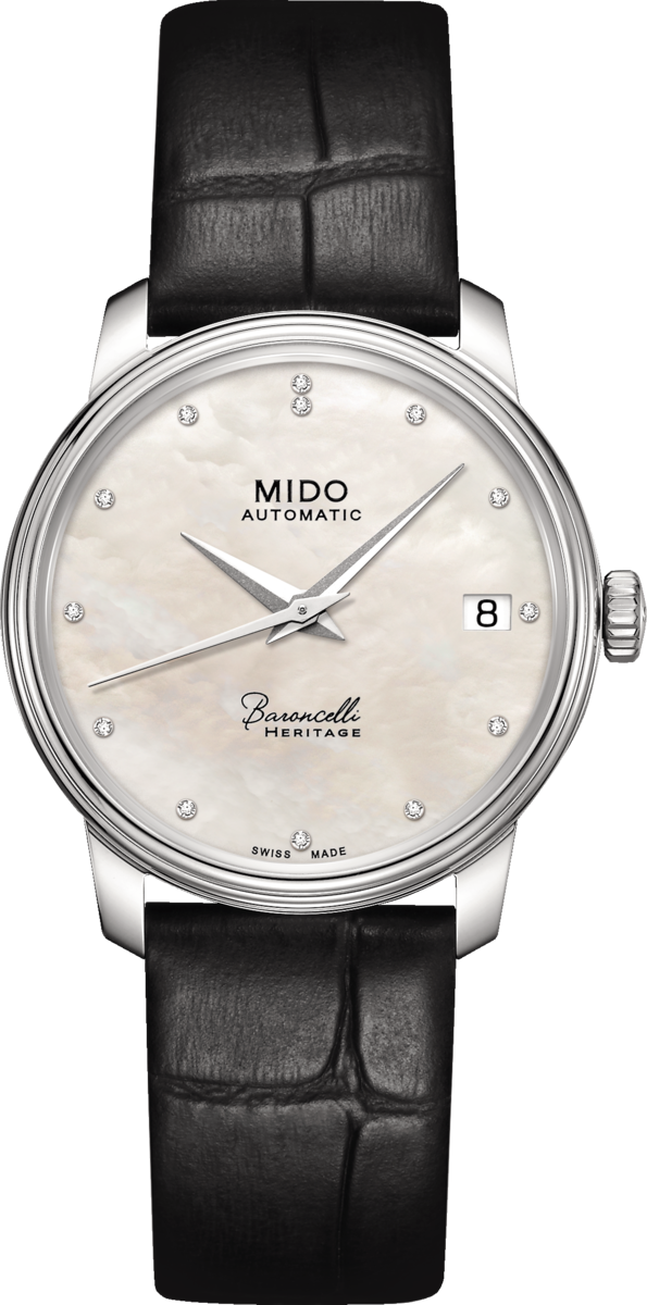 MIDO BARONCELLI III M027.207.16.106.00 WATCH 33MM