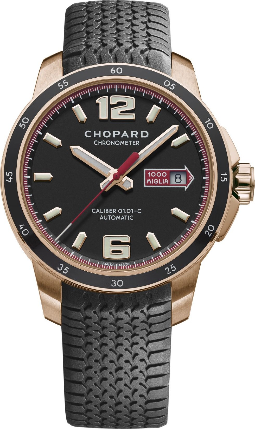 Chopard Gpmh 2018 Race 168570-3004 Bead Blasted Limited 43