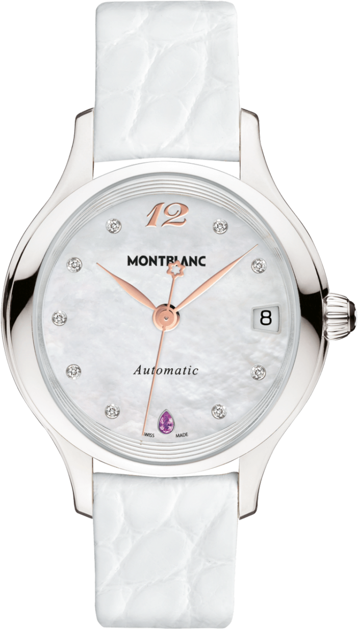 MontBlanc Princesse 109274 Grace de Monaco Diamonds 34mm