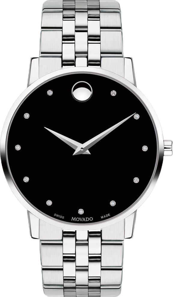 Movado Museum Classic Watch 40mm