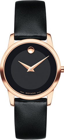 Movado Museum Women's Swiss Watch 28mm