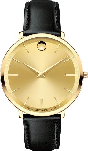 Movado Ultra Slim Watch 35mm