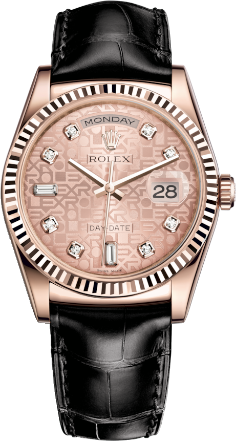ROLEX OYSTER PERPETUAL 118135-0066 DAY-DATE 36