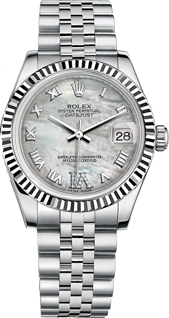 OYSTER PERPETUAL 178274-0086 DATEJUST 31