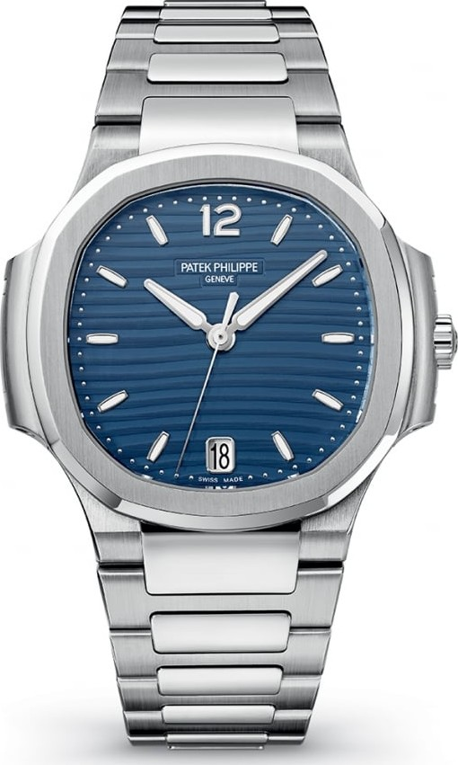 Patek Philippe 7118-1A-001 Nautilus Watch 35.2mm