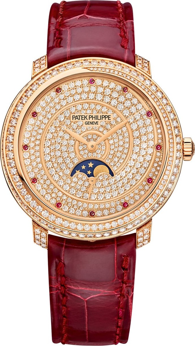 PATEK PHILIPPE 4968/400R-001 Complications Watch 33.3mm
