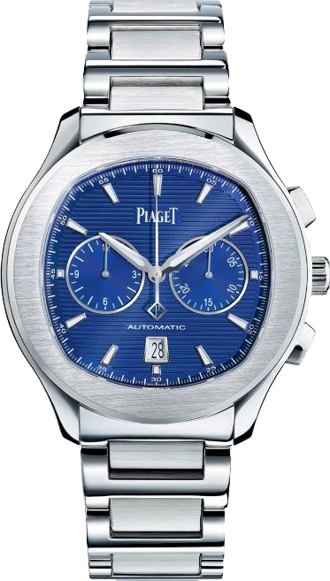 Piaget Polo S Automatic Blue Dial Men's Watch 42mm