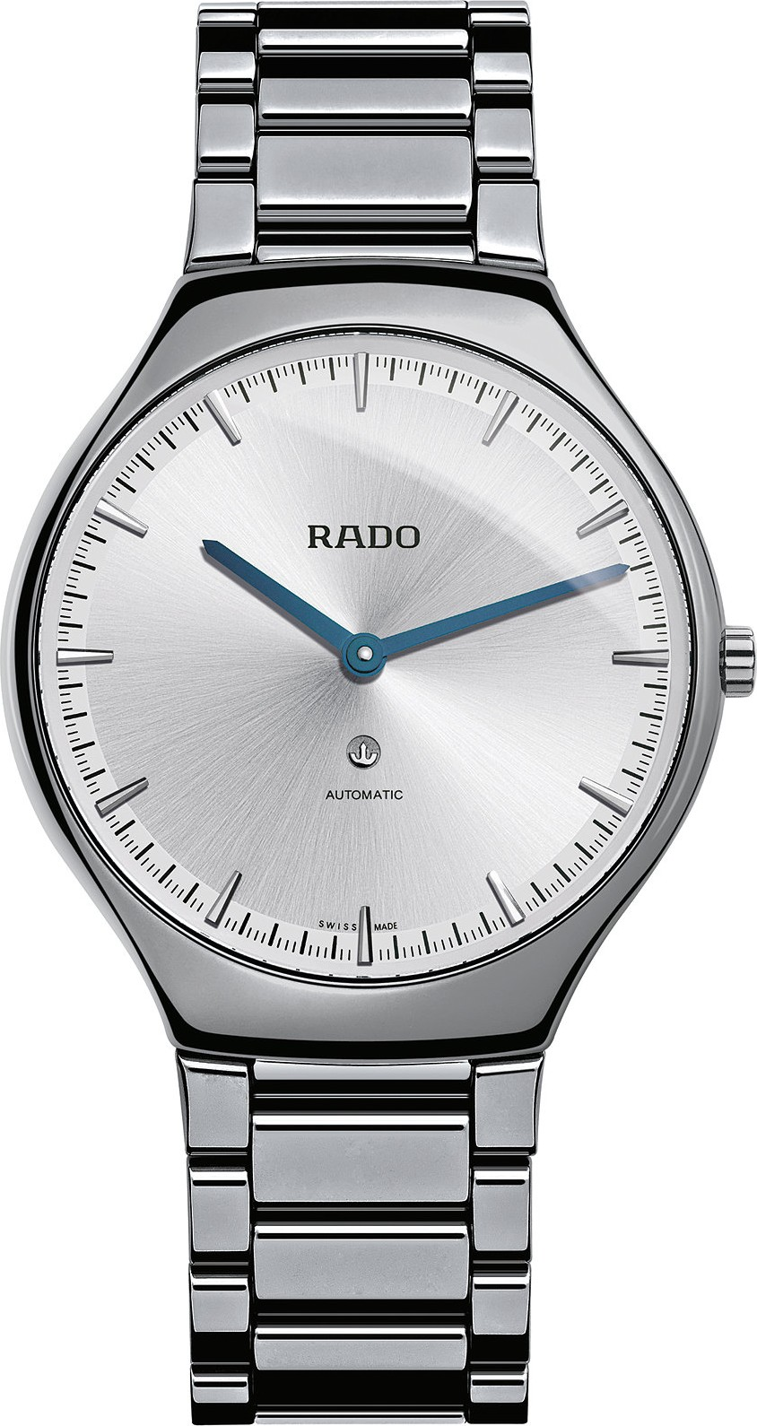 845ccb038 Rado R27972102 True Thinline Plasma High-Tech Ceramic Watch 40mm