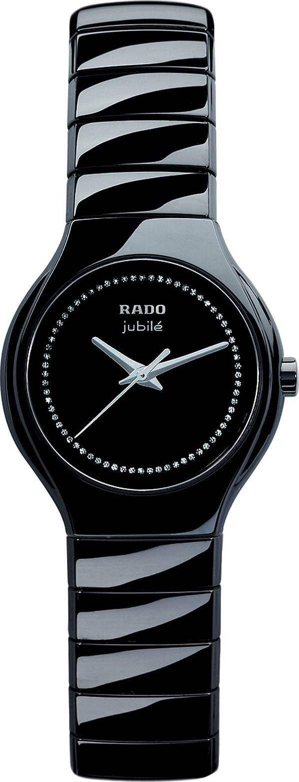 Rado True Jubile Ceramic Watch 27mm