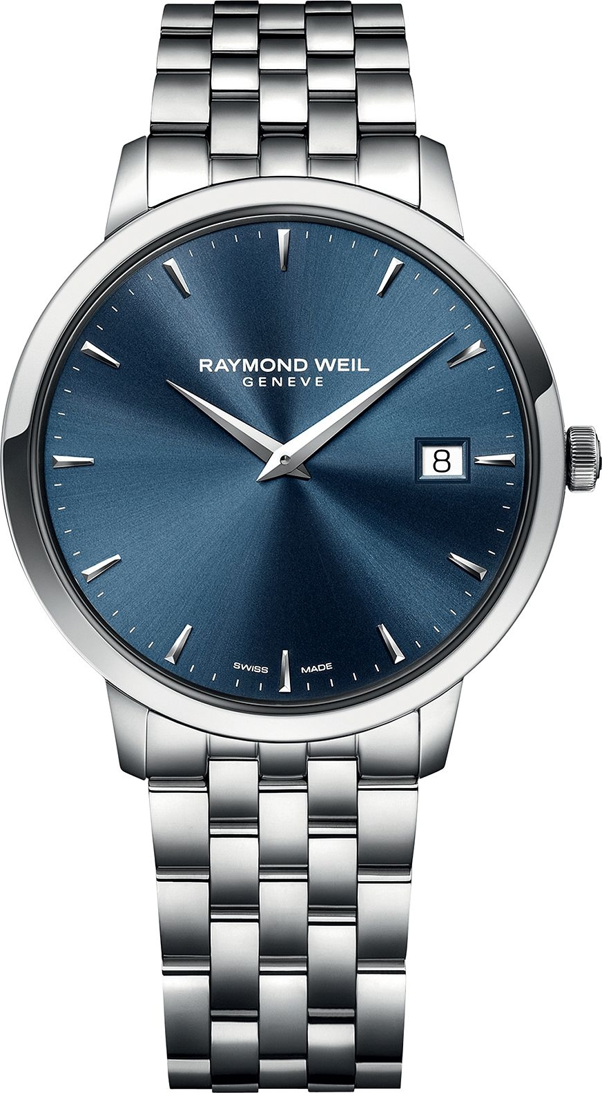RAYMOND WEIL Toccata Swiss Watch 42mm