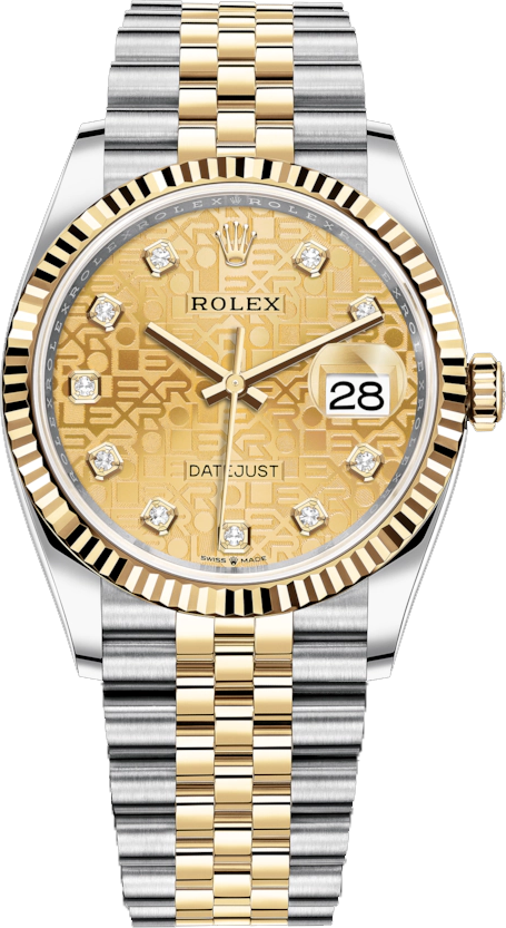 Rolex Oyster 126233-0033 Date Just 36mm