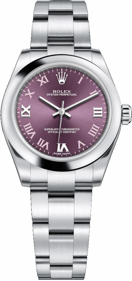 80b895ec448 Đồng hồ Rolex Oyster Perpetual 177200-0017 Watch 31mm