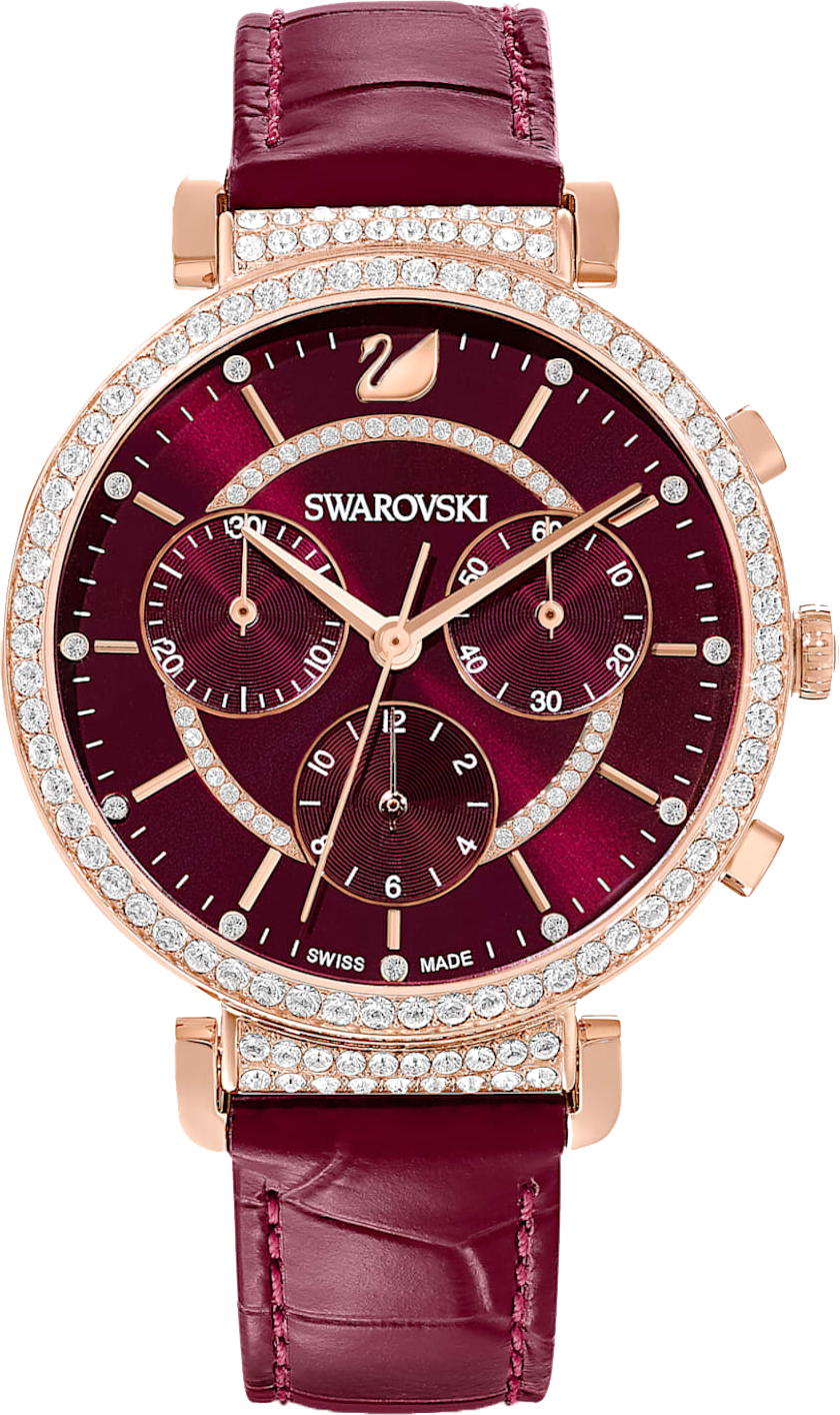 Swarovski Passage Chrono Watch 36mm