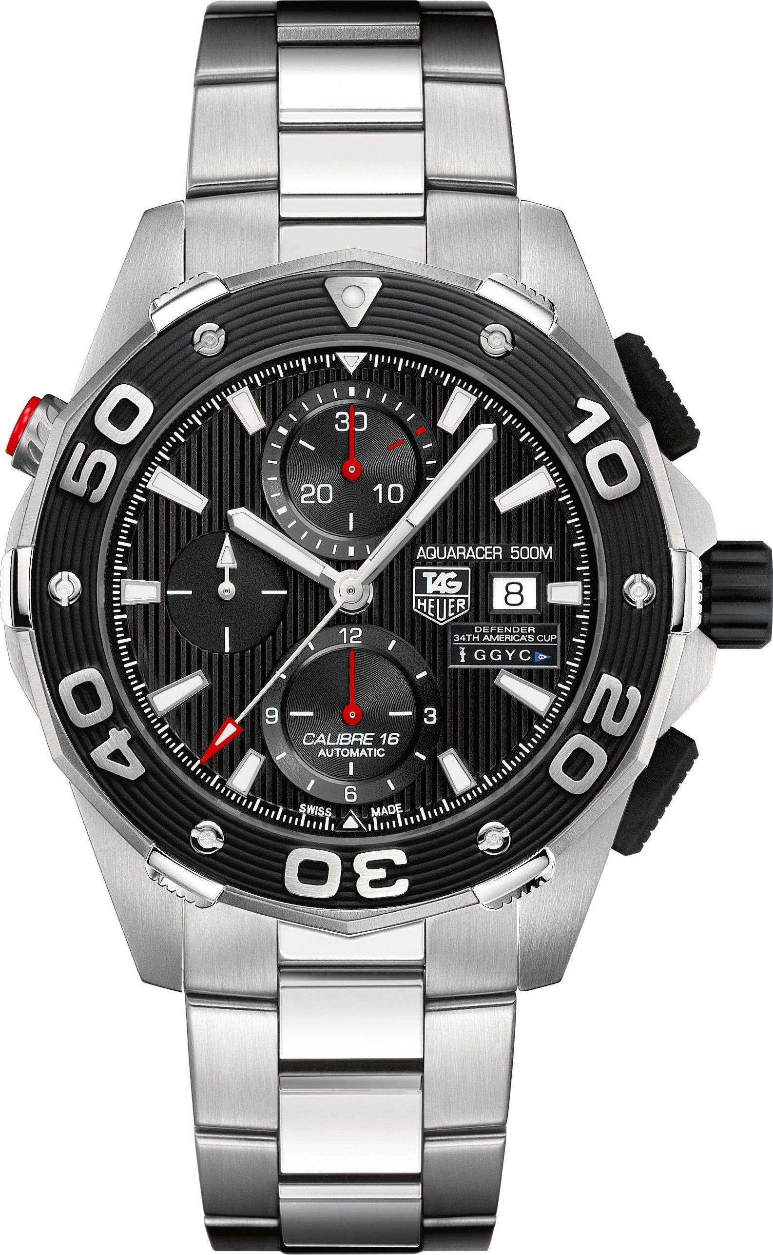 Tag Heuer Aquaracer CAJ2112.BA0872 Limited Edition 44mm