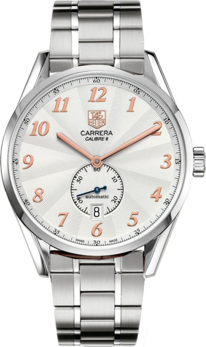 Tag Heuer Carrera WAS2112.BA0732 Heritage Watch 39mm