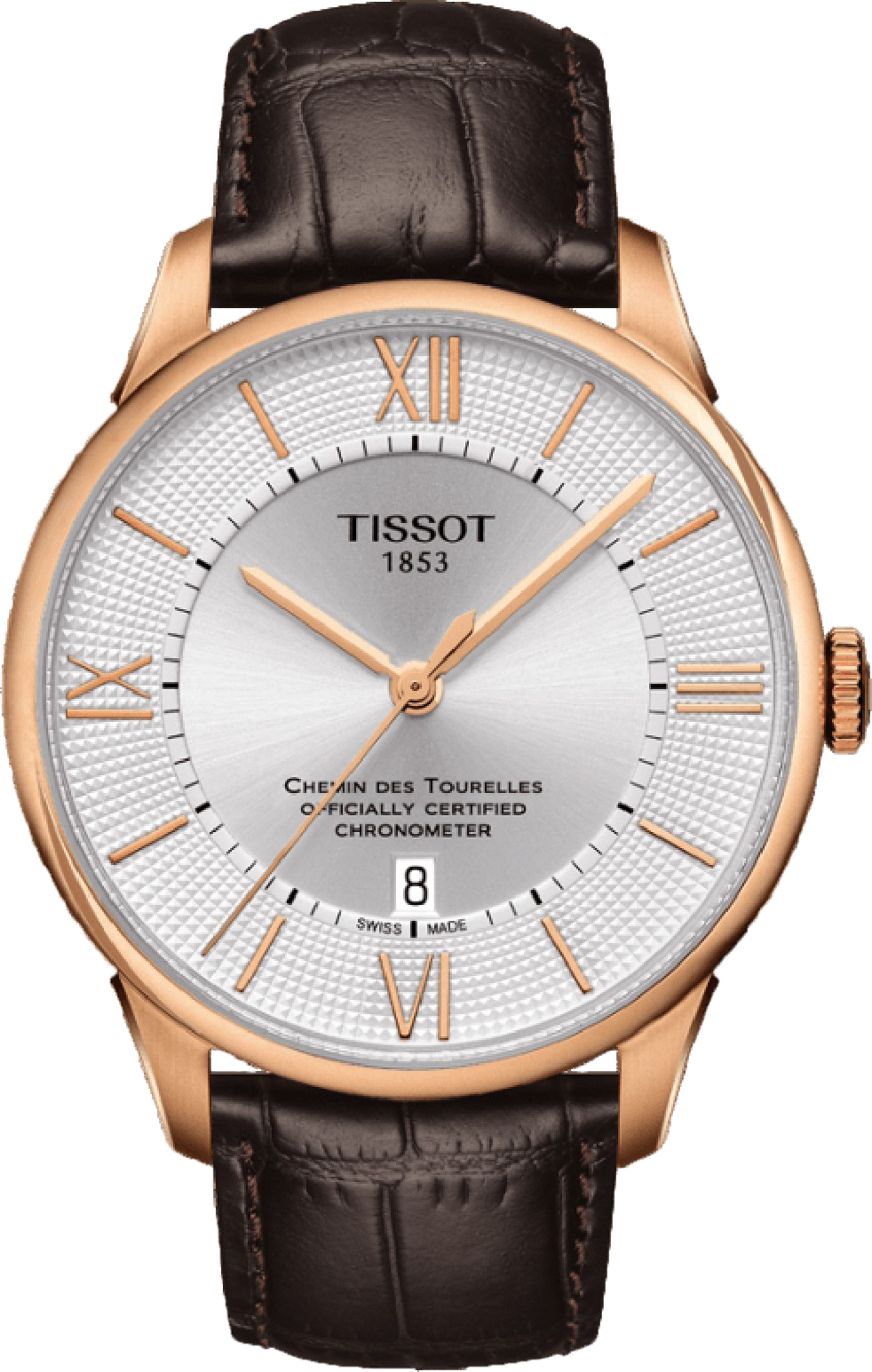 Tissot Chemin T099.408.36.038.00 Watch 42mm