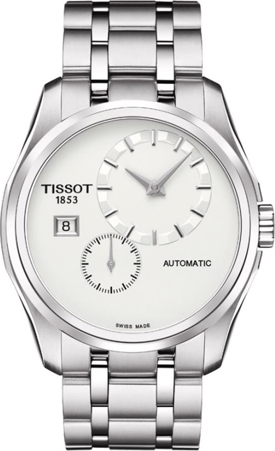 TISSOT Couturier T035.428.11.031.00 Watch 39mm