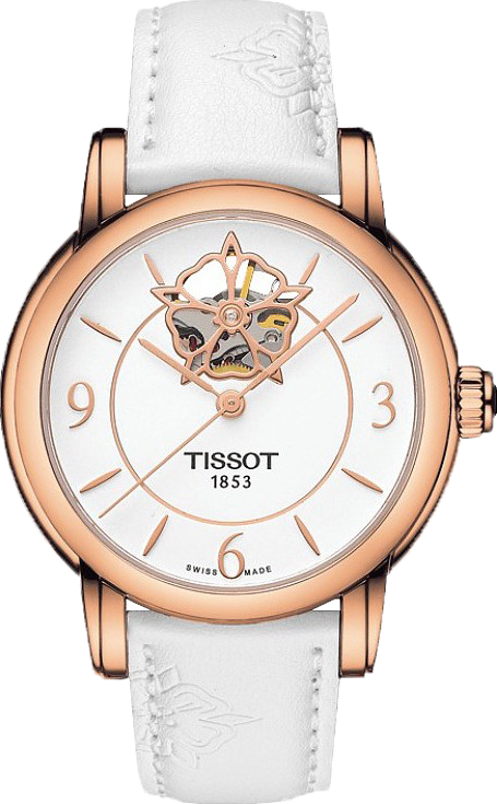 Tissot Lady Heart T050.207.37.017.04 Watch 35mm
