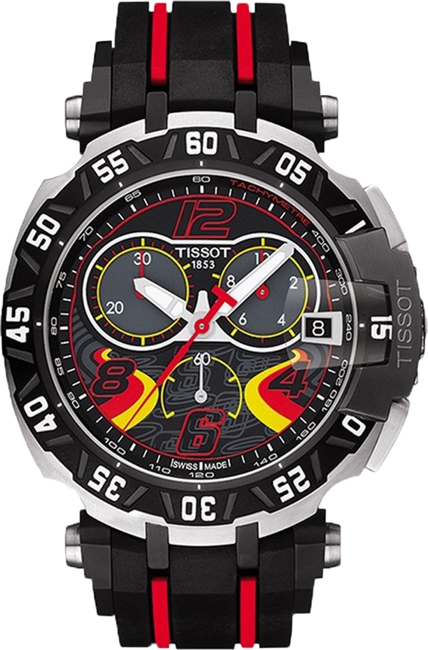 Tissot T-Race T092.417.27.057.02 Limited Edition 2016 Watch 45
