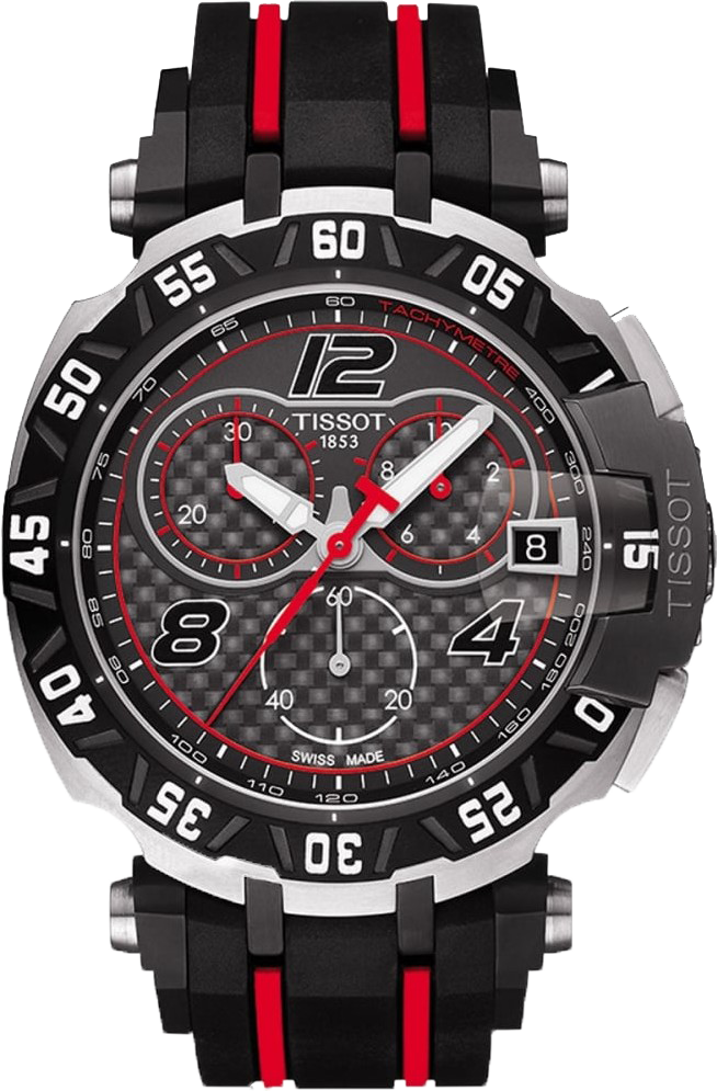Tissot T-Race T092.417.27.207.00 Moto GP Limited 2016 45.25mm
