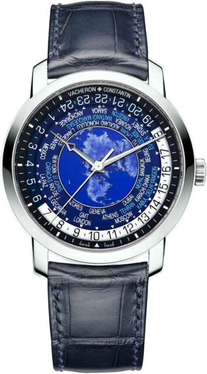 TRADITIONNELLE 86060/000P-9772 WORLD TIME 42.5MM