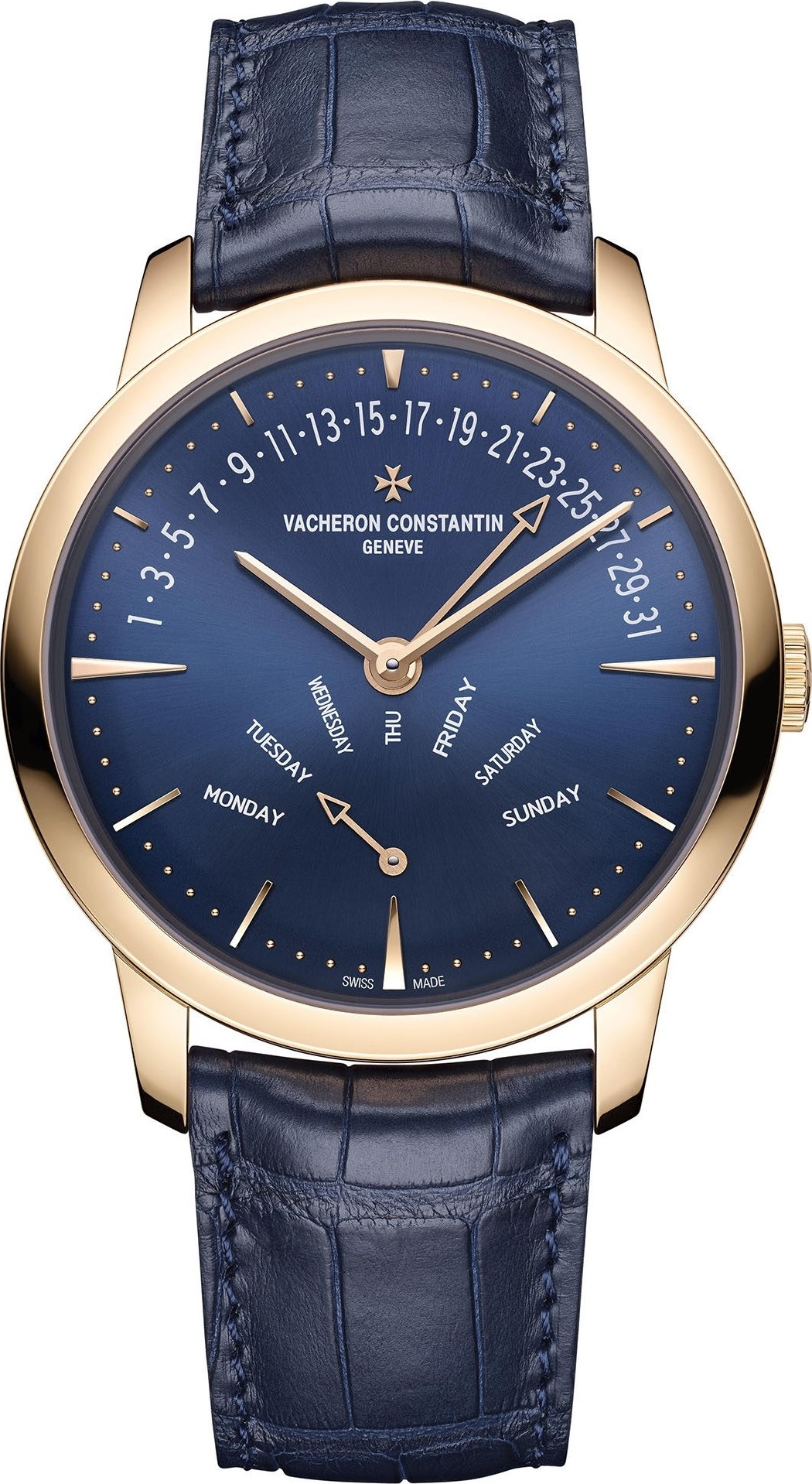 Vacheron Constantin Patrimony 4000U/000R-B516 Watch 42.5mm