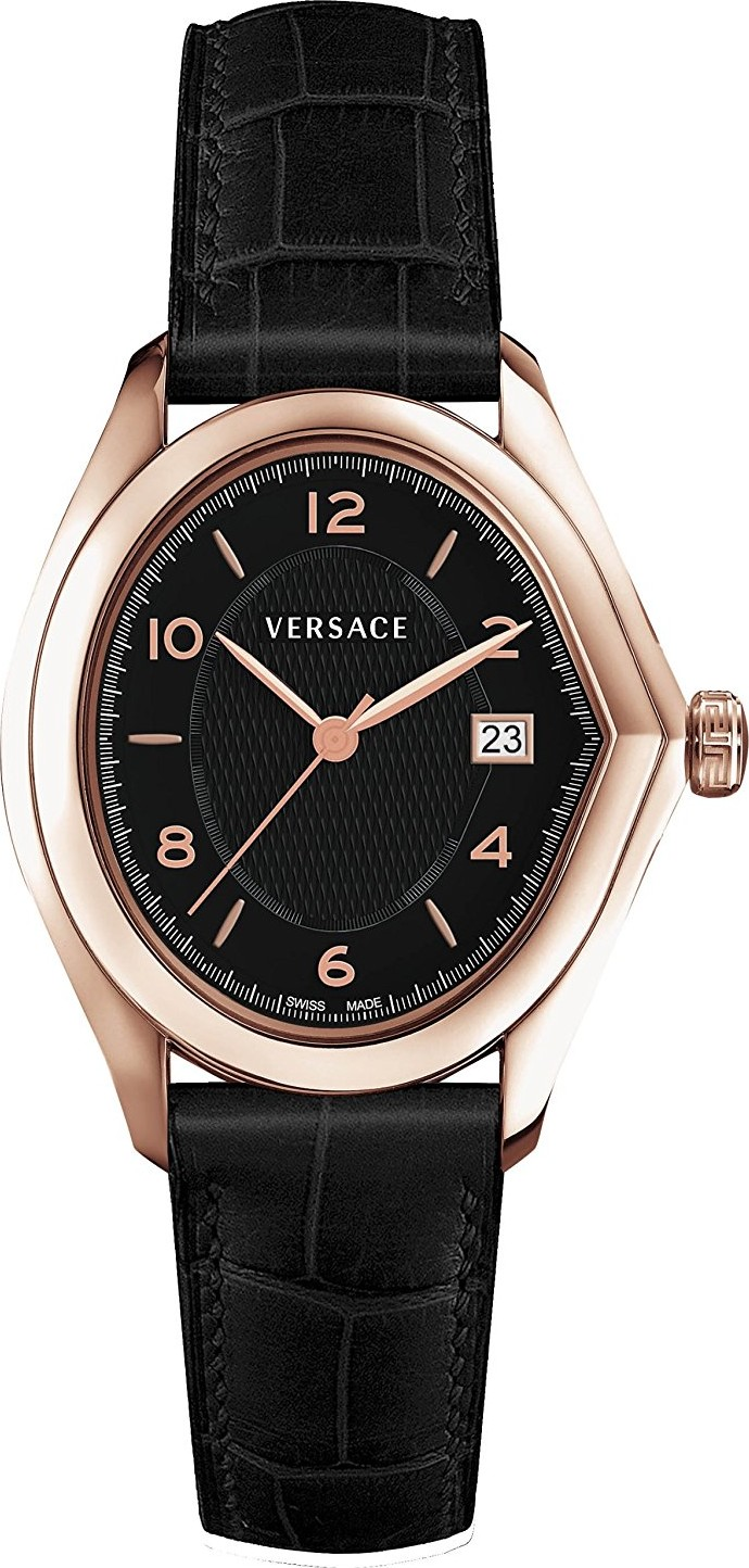 VERSACE Master Rose Gold-plated Watch 38mm