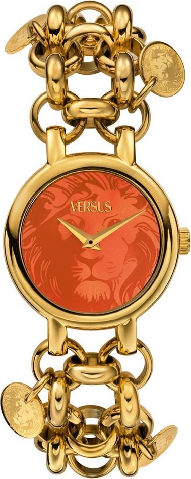 Versus by Versace Women's Agadir Analog Gold Watch 36mm