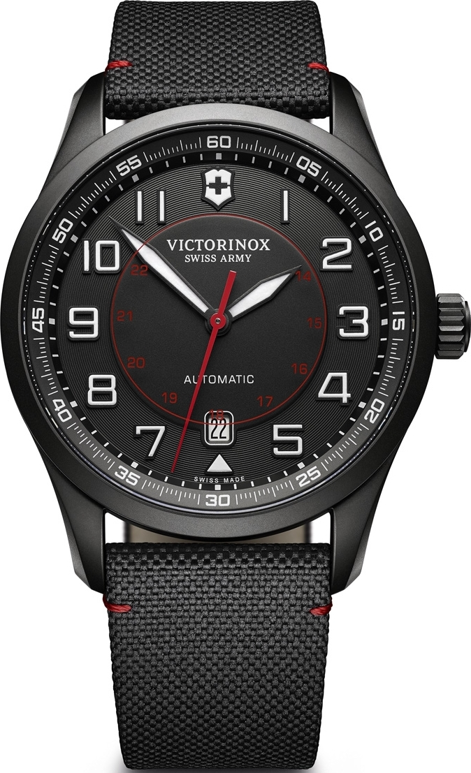 Victorinox Airboss Automatic Nylon Watch 42