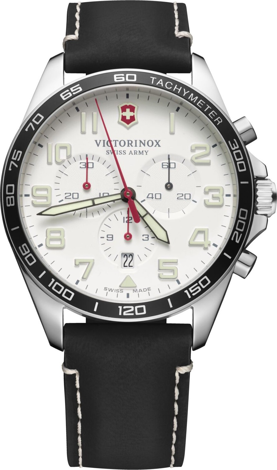 Victorinox Fieldforce Chronograph Watch 42mm