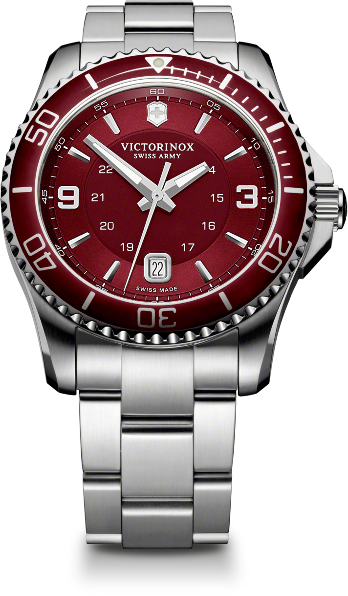 VICTORINOX Maverick GS Red Watch 43mm