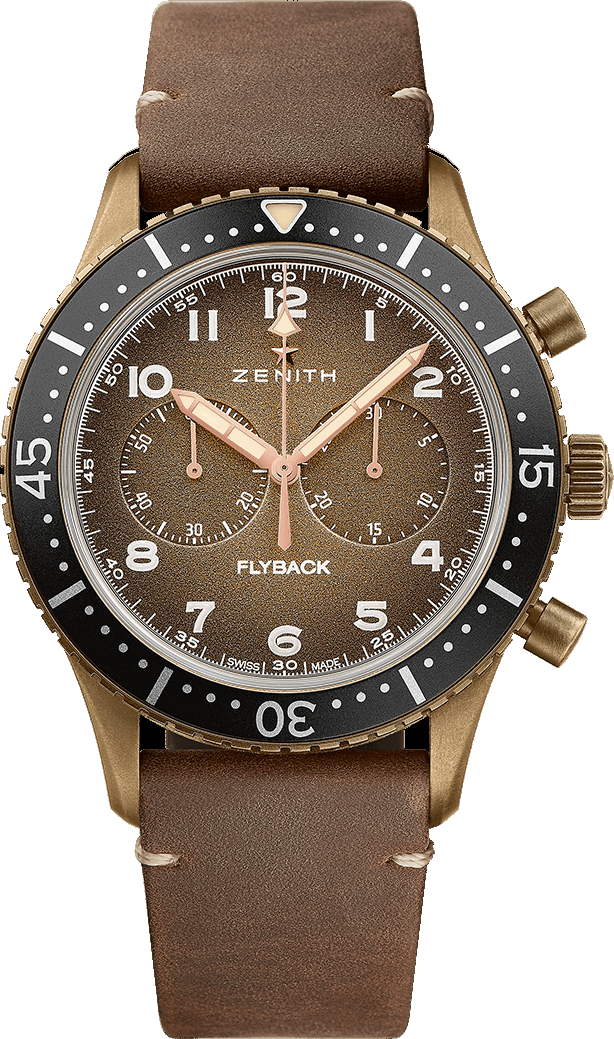 Zenith Pilot Cronometro Tipo CP-2 Flyback 43 mm