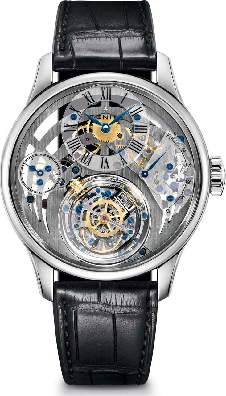 ZENITH ACADEMY CHRISTOPHE COLOMB 45MM