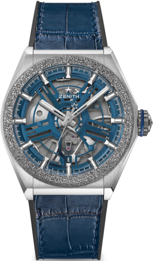 dong ho Zenith Defy Inventor Watch 41mm