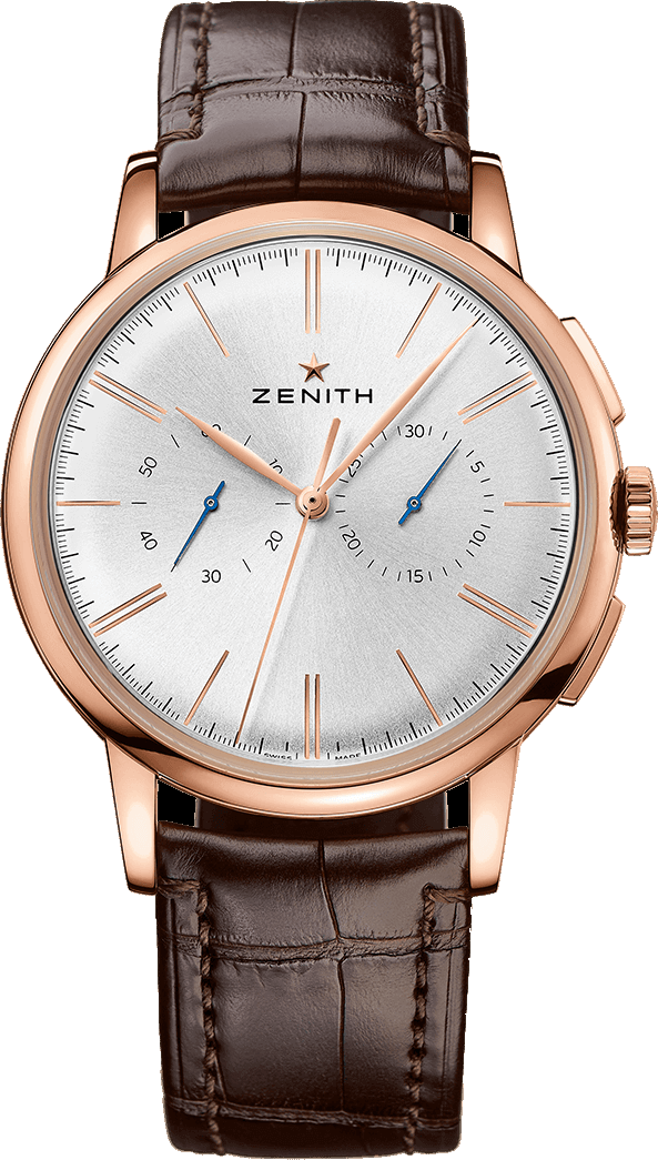 dong ho ZENITH ELITE CHRONOGRAPH CLASSIC 42