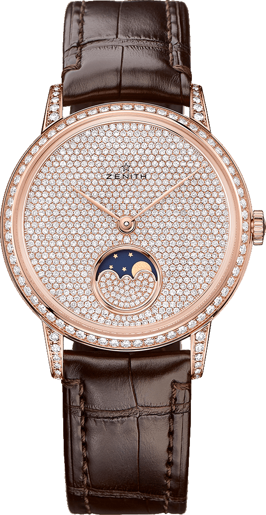 dong ho Zenith Elite Lady Moonphase 33mm