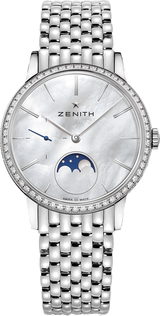 dong ho Zenith Elite Lady Moonphase Watch 36mm